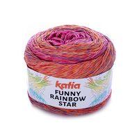Star funny rainbow