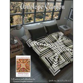 Antelope Canyon quilt